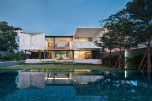 Luxury apartment in Thailand for filming location