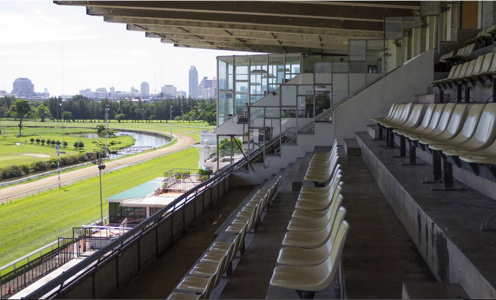 Stadium filming location in Bangkok Thailand